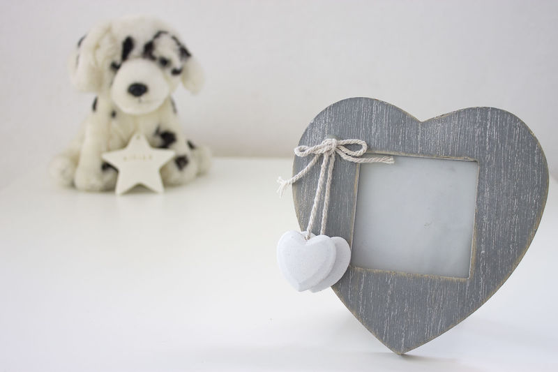 No People Indoors  Close-up White Background Studio Shot Backgrounds Still Life Photography Still Life Wood Wood - Material Bedroom Indoor Photography Indoor Design Sweet Childhood Sweetness Childroomdesign Childroom Day Animal Themes Dog