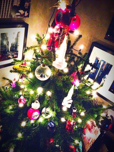 Christmas Tree Tree Christmas Christmas Lights Presents Cadeautjes Kerstmis Kerstboom  Personal