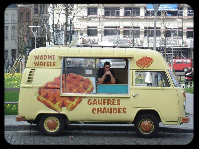 Gauffre @ Brussels