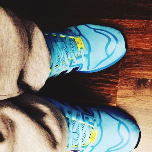 Adidasoriginals Adidas Torsion Zx Flux Babyblue