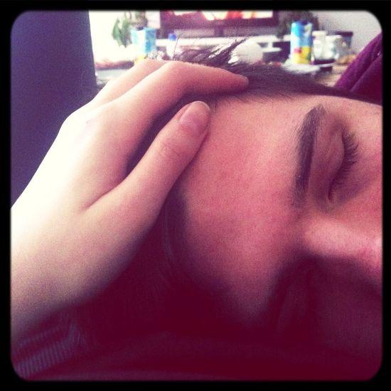 Sleeping :3