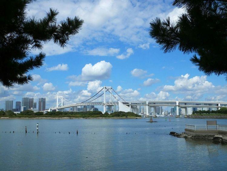 Tokyo Bridge Rainbow Bridge