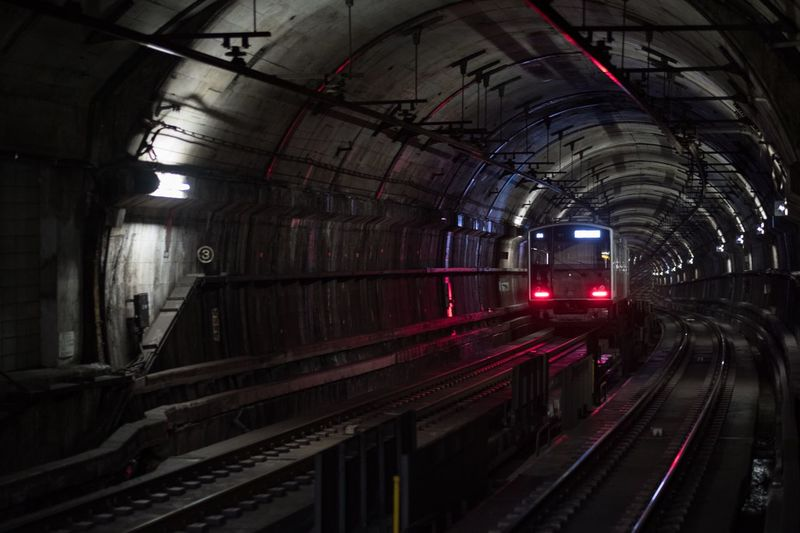 Traveling Home For The Holidays Tunnel Transportation Japan Travel My Favorite Place Subway