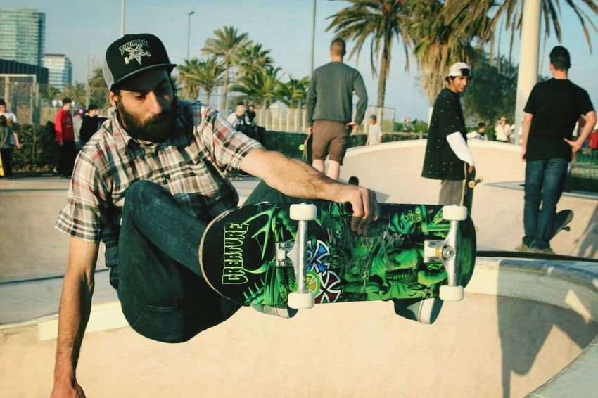 Skatepark Goodlight Skaters Skateboarding