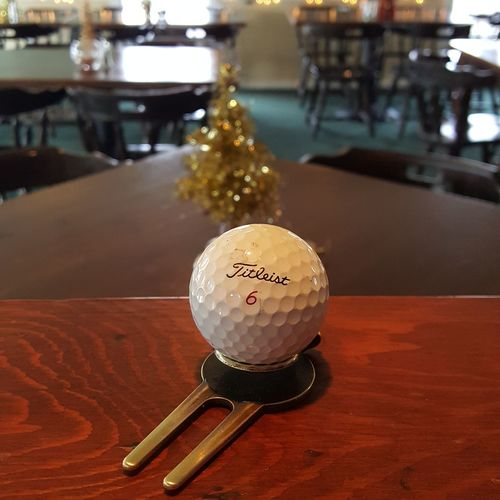 Enjoy the life long gift of golf this Christmas! Drinks Being Tiger Woods