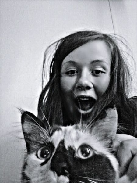 Catselfie Babe ❤