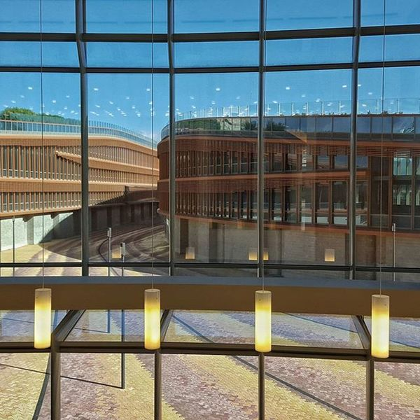 Dentro de TorreSevilla Archilightning Sevillahoy The Architect - 2016 EyeEm Awards