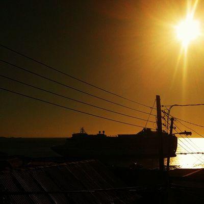 Sunset Silhouette Grenada Ourbestshots All_shots Bestofmycity_2see Best_nature_photo_ever Islandlivity Islandlife