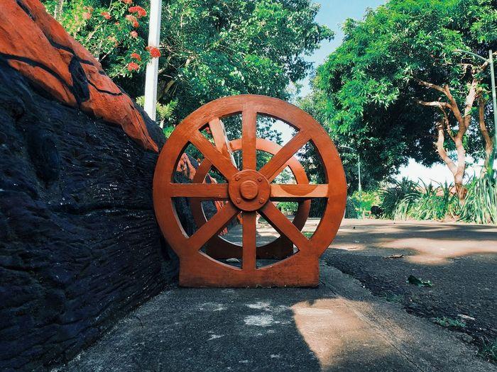 park Park Wheel