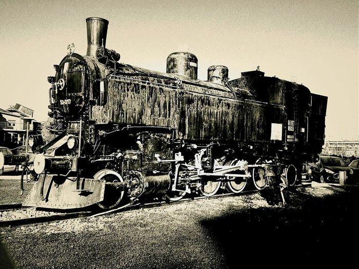 Train Maschine