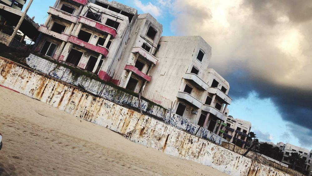 Hotel Lost Boys Cancun Mexico Past Revitalized Beachphotography Lost Boys Old Buildings Travel Destinations Outdoors EyeEmNewHere