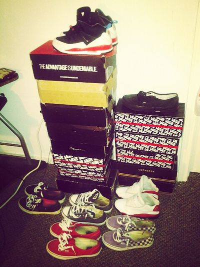lil shoe collection