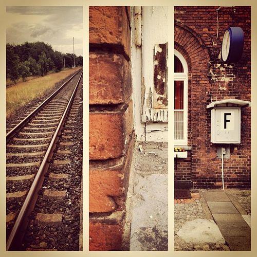 #Hitzacker #bahnhof #railway Bahnhof Railway Hitzacker
