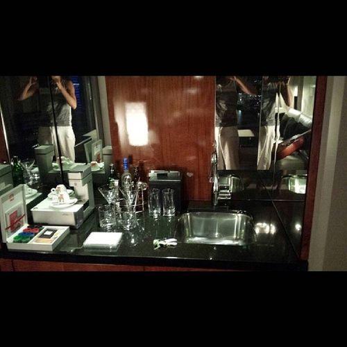 Amazing mini fridge selection! Miami 40th floor! Miami Fl Bauxarts Presidential