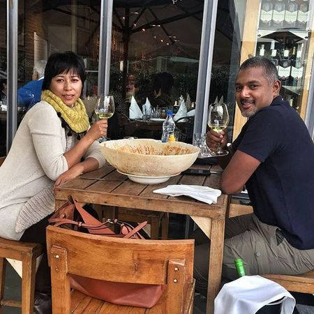 When Naga food meets Naga Travel, it must be over a glass of wine. Just saying. 😁 A brilliant afternoon with Karen over some Moroccan food and wine. *hic* IndiaTrail Dzukou Hic Delhi