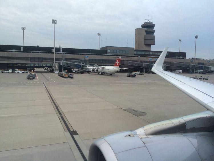 Arrived! Hellooooo Zürich. Always enjoy these quick flights. @Lufthansa #LH1182 #Airbus #A320