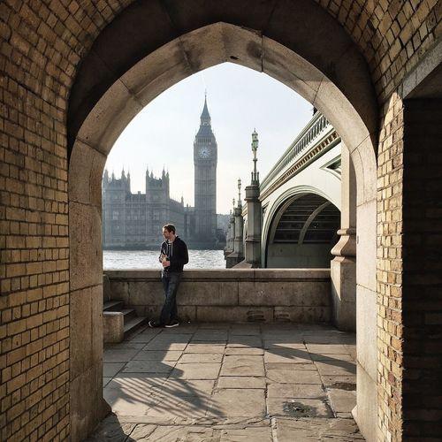 Westminster London Big Ben United Kingdom Great Britain Hanging Out Enjoying Life EyeEm LOST IN London