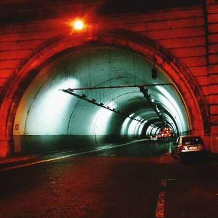 Tunnel at Rome In Rome Streetphotography Romestreets Rome Italy Roma Tunnel Tunnels