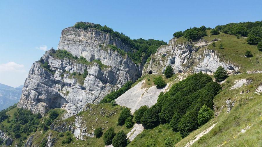 Trentino  Landscape Travel Destinations Sky No People Mountain Beauty In Nature Corno Della Paura