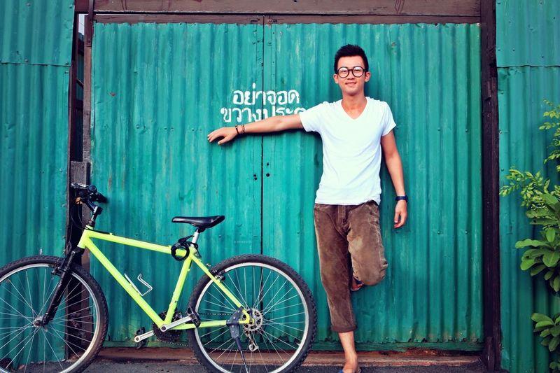 Streetphotography Memory Of Travel 2014 Travel People Model Thailand Ayutthaya | Thailand