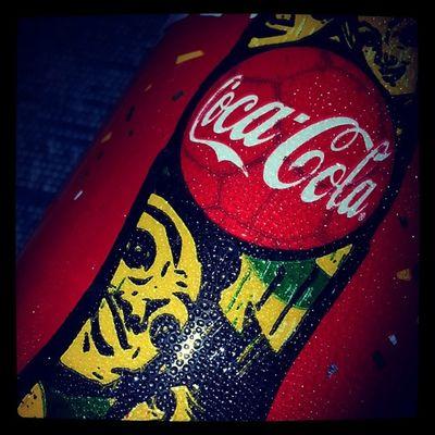 Fifa Coke Sleepover Instamood instafood goodtimes worldcup