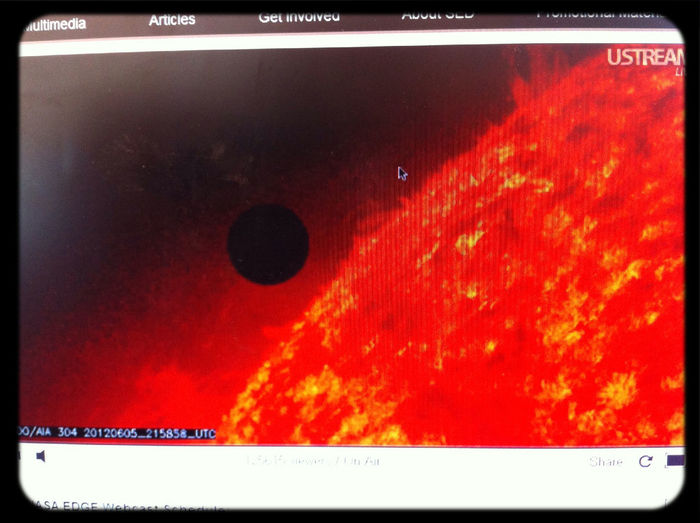 Venus Transit Science Planets Observing Planets
