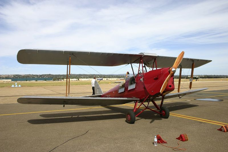 Historic Aircraft - Tiger Moth Airshow Tiger Moth Travel Travel Photography Aerospace Industry Air Vehicle Aircraft Aircraft Wing Airplane Airport Airport Runway Biplane Day Mode Of Transport No People Old Aircraft Outdoors Propeller Airplane Runway Sky Transportation Vintage Vintage Aircraft