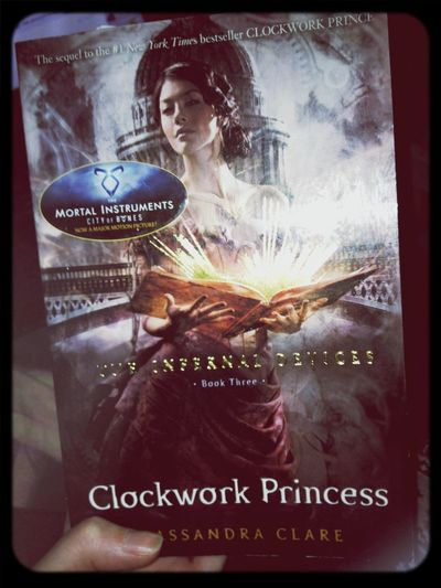 New read. The Infernal Devices Cassandra Clare Being A Bookworm Check This Out