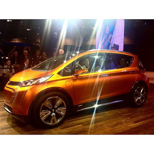This is what I've been waiting to see! The BoltEV is an affordable, long-range all-electric vehicle with more than 300km for apprx $30K. CIASGM