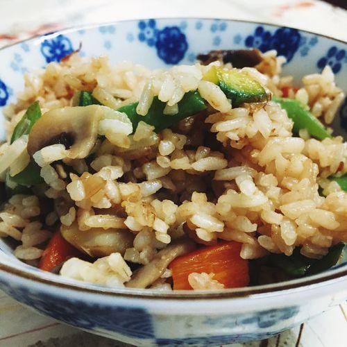 yakimeshi Vegan Food Vegan Vegetarian Food Vegetarianfood Yakimeshi Japanesefood Food And Drink Food Bowl Close-up Ready-to-eat No People Indoors  Healthy Eating Freshness