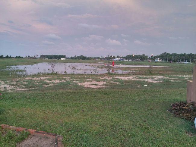 flooded plains by lg g3 on hdr (raw_untouch) @billionth barrel monument, sr in Seria, Brunei First Eyeem Photo
