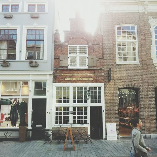 Oldbuilding Oldarchitecture Street Coffee Shop
