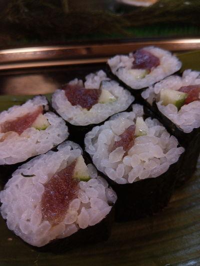 鉄火巻! 満足感高し! 寿司 EyeEm EyeEm Best Shots EyeEm Gallery Japaneasefood 鉄火巻 Sashimi  Sushi Seafood SLICE Japanese Food Gourmet Raw Food Still Life Close-up Food And Drink