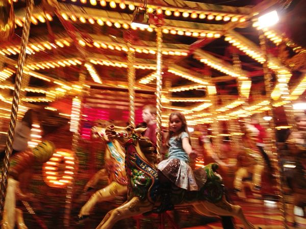 Carousel Impossible Moments