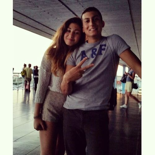 My big love ❤ Airport Military Brother ♥