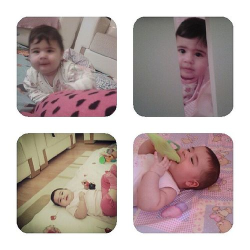 Prensesim Uslu Kızım