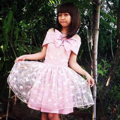 Pink Girl model Lovely