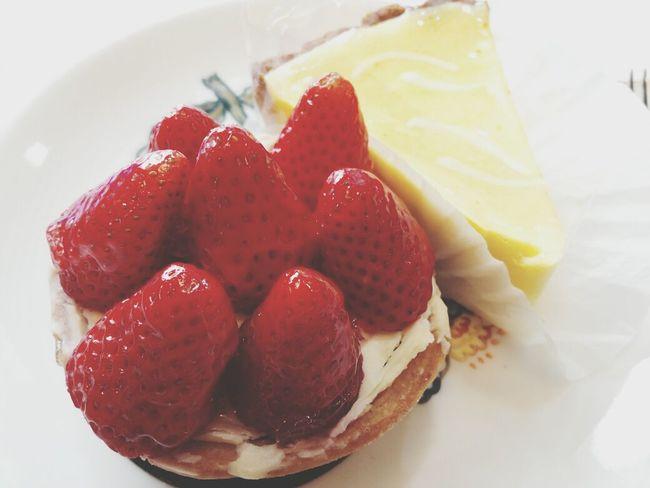 Food Pie Lemon Pie Strawberry Pie
