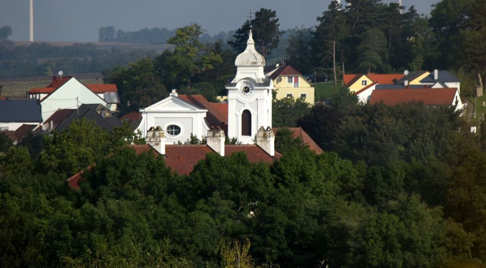 Taken Through A Moving Bus Window Travel between Vienna and Brno, Czech Rep