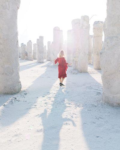 The Great Outdoors - 2017 EyeEm Awards // a hidden spot in Dubai // Sunlight Lifestyles Tourism Travel Destinations Old Ruin Travel Built Structure