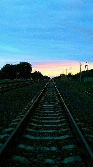 Railroad Track Rail Transportation