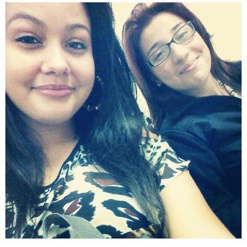 Nyasia and me