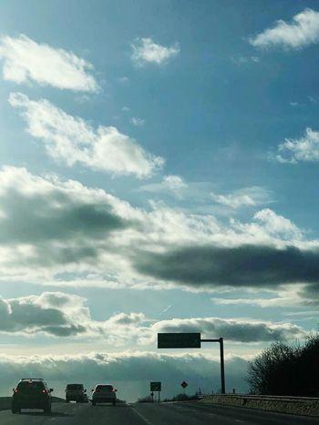 Oil Pump Motor Home Sky Cloud - Sky