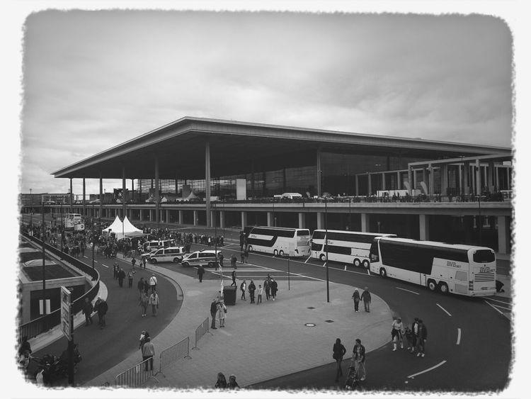 Terminal Familienfest Am BER