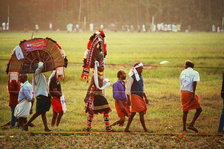 It's festive season in Kerala - GodsOwnCountry.. Culture Relegion