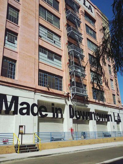 #los Angeles City Architecture Building Exterior Built Structure Sky