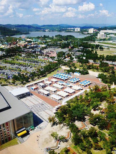 Gyeongju City Overview Korean Turkish Türkiye Kore Kardeşliği Korea Gyeongju Enjoying The View Manzara View City Cityscape EyeEmBestPics