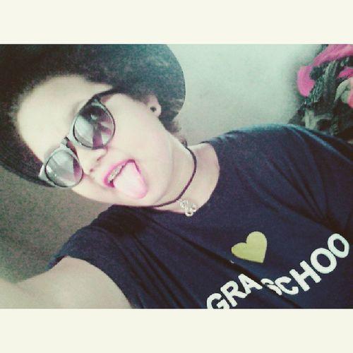 Ñam ñamm Smile Choker Heart Sunglasess