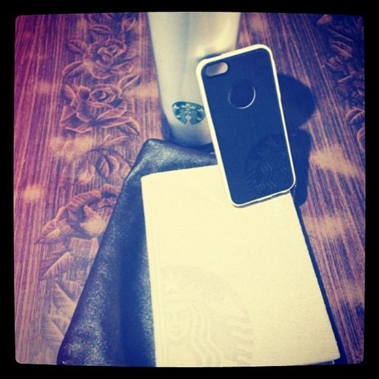 Starbuckers Starbucks Coffee Iphone5case Journal notebook tumbler collection