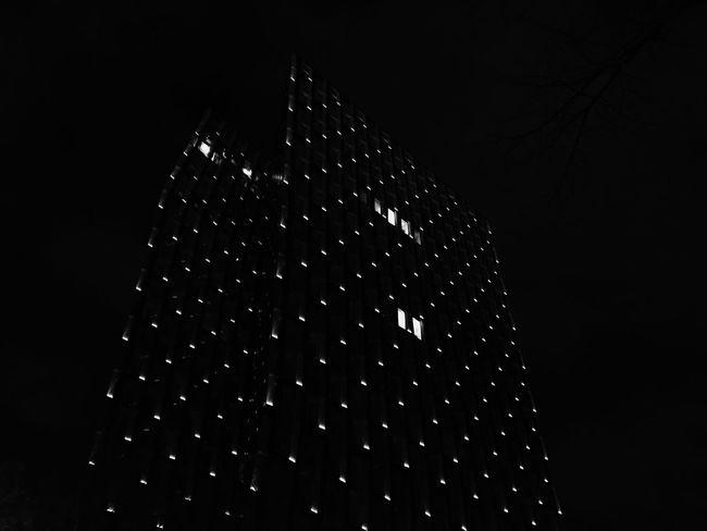 Architecture Nightphotography Hamburg
